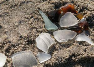 Beach Glass Mosaic