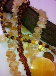3rd Chakra Stones