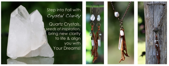 Crystal Clarity Collection - Journey Jewels