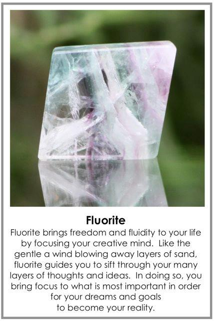 Follow Your Bliss with Fluorite